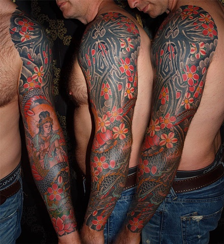 Image Result For Cherry Blossom Tattoos