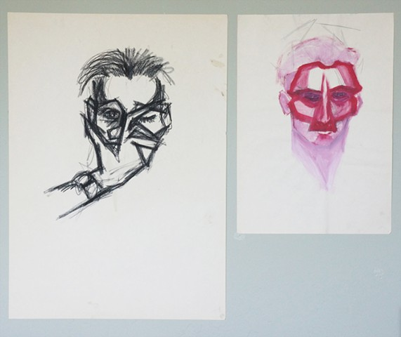 Eduardo_Aries_ Mask studies