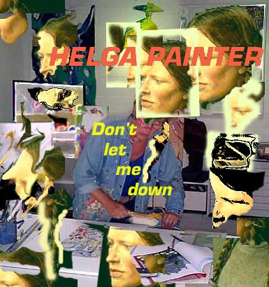 Helga Painter