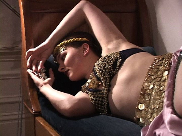 Chantel Cherisse Lucier as the Harem Girl, IBÉRIA, 2007
