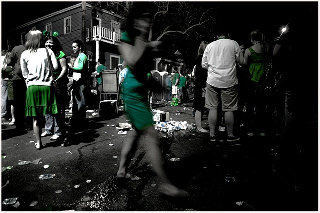 ST. PATRICK'S BLOCK PARTY