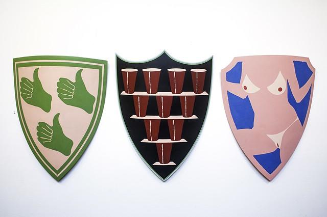 Heteronormative Shields
