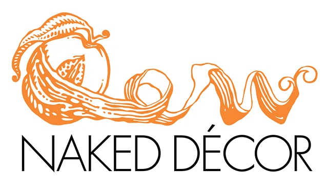 Logo Design for Naked Decor in Real Show Competition