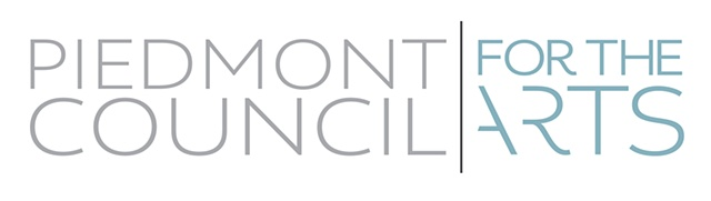 Logo:  Piedmont Council for The Arts