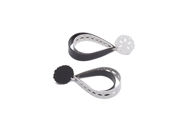 3pc Asymmetrical Earrings