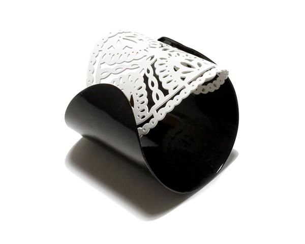 2 Piece Decorative Cuff Bracelet