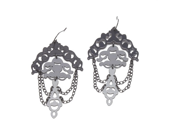 Chandelier MAX Earrings 06