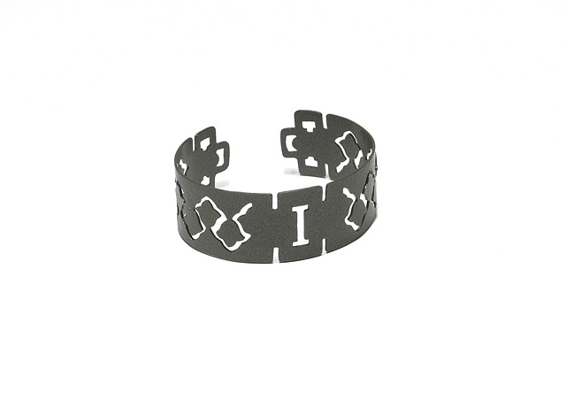 Decorative Historical Cuff - CB015