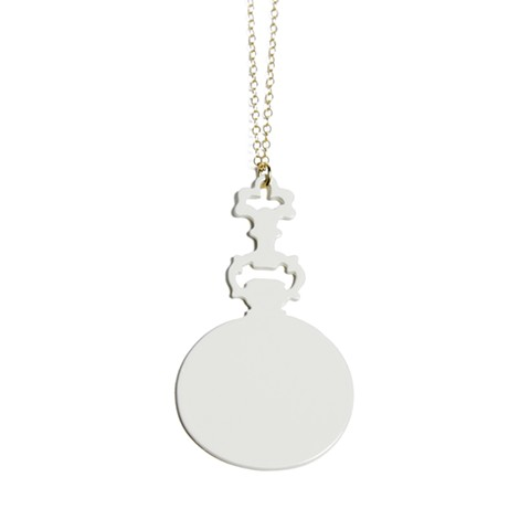 Pocket Watch Necklace - LGNK044