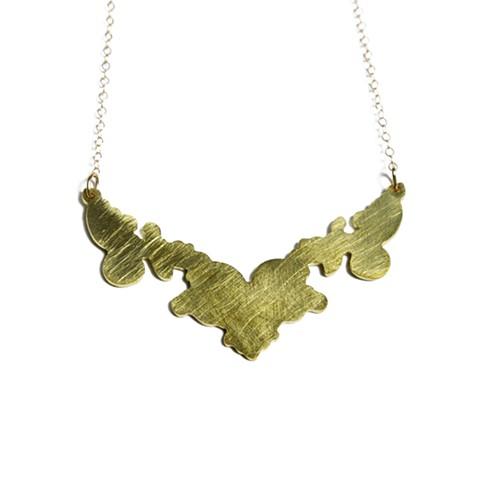 Decorative Necklace - SHNK007