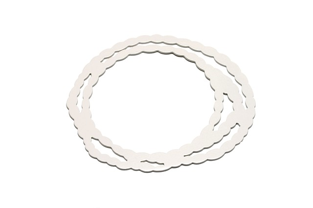 Pearl Sketch Bangle - BPS001