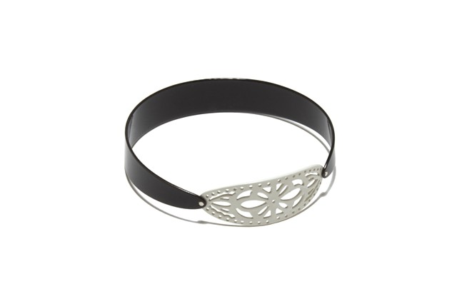 2pc Decorative Edge Bracelet - small
