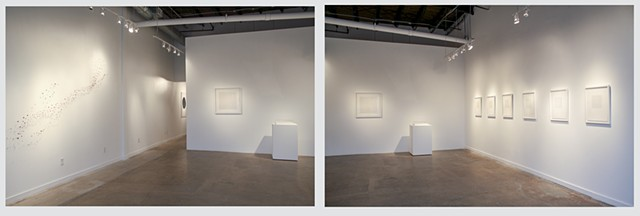 Mixed Tape Transpositions Exhibition Overview, June 2014