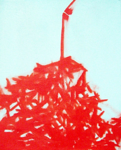red pile
