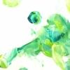 green- detail