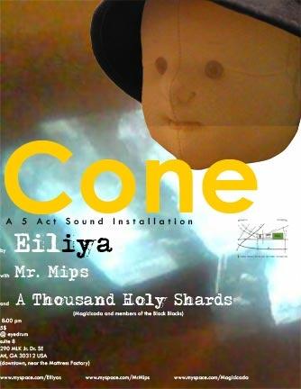 Cone Flyer