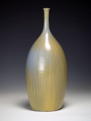 Satin Cone 6 Crystalline Bottle