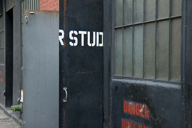language, bleeker street, new york city, nyc, stencil, stud