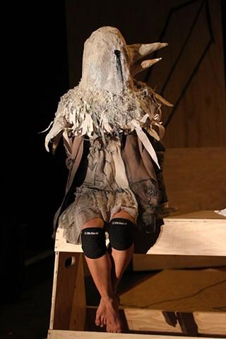 Ophelia Bird Mask
