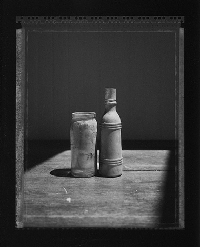 Jar and Bottle