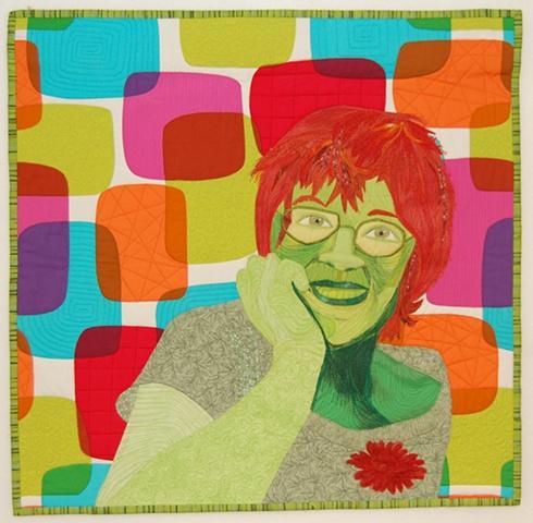 Martha Dreams in Technicolor