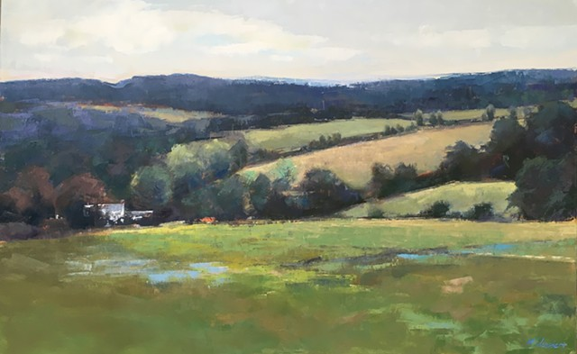 Hills & Fields - SOLD