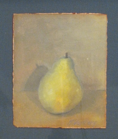 Single Pear - sold
