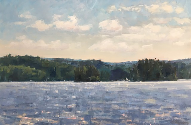 Summer Lake - SOLD