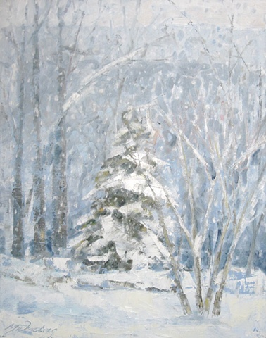 Beautiful Snow - sold