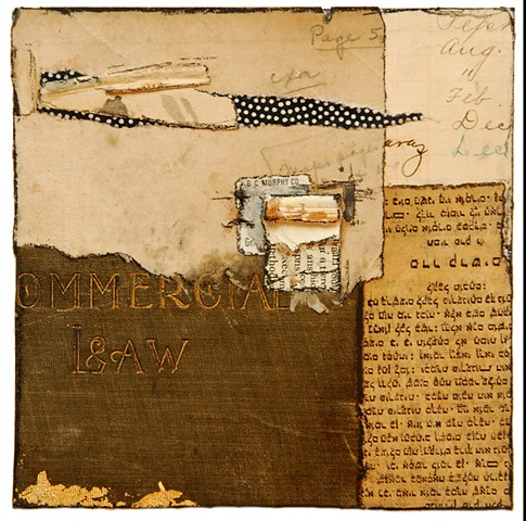 My soul will rest in Your embrace - Collage Mixed Media by Crystal Neubauer