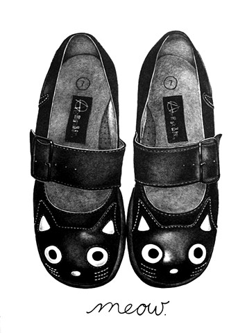 """Cat Shoes"""