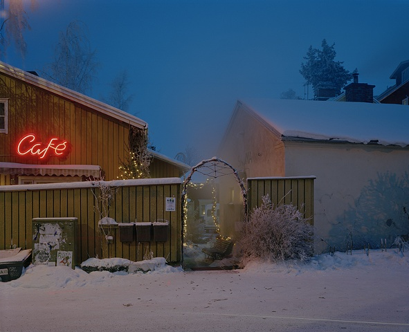 Takeshi Moro, Rajaportin Sauna, Pispala, Finland