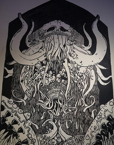 Michael Garcia- Metal project #3,