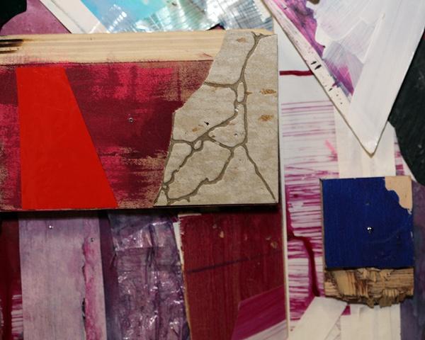 Mara Baker, Nothing is lost detail 2
