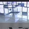 Installation View, Nina Barnett,  Inversion, HD Video, 1 min 47 sec.