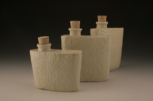 tequila flasks ceramic