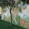 Nursery School Play Yard