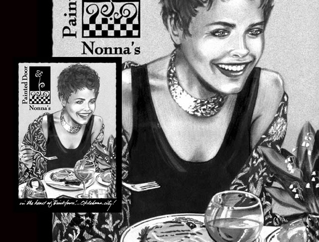 Nonna's Restaurant Ad