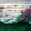 Whitewashed Porch