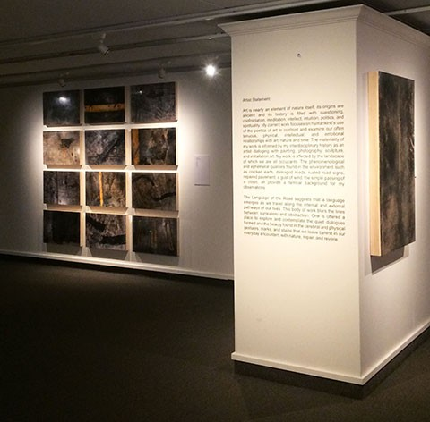 Language of the Road Exhibition View