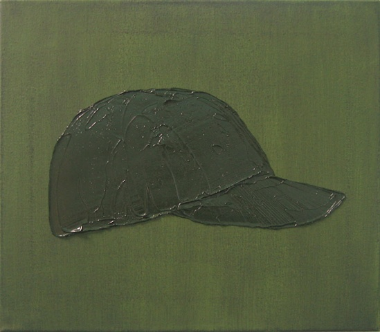 Playing Army Guys in the Woods, Camo Hat