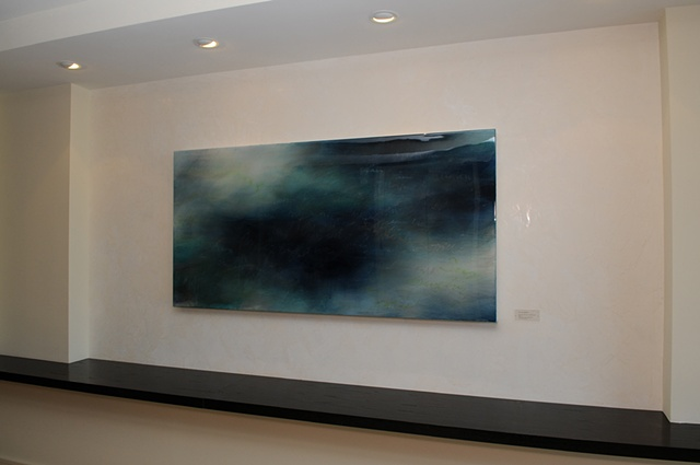 """Untitled (Dream Tide Series)"" Installation view"