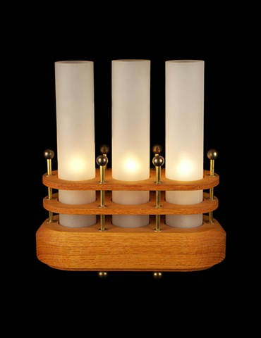 3 Cylinder Lamp