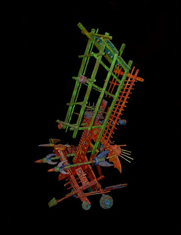 Fairy Ride - Left Side View
