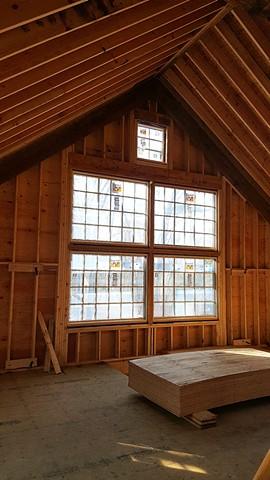 The Big West Window
