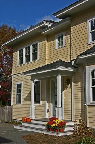 Getz Residence - Living Room, 1/2 Bath, Master Bedroom, Master Closet, and Master Bath Addition