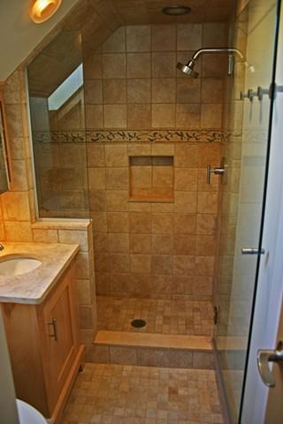 Bay Village - Second Floor Bath Renovation