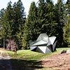 Sanctum  Outdoor Sculpture at Maudslay 2005 Exhibit Theme: Hidden  Proposal View From East