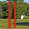 External Link  Outdoor Sculpture at Maudslay 2012 Exhibit Theme: Inside / Out  View From Southwest