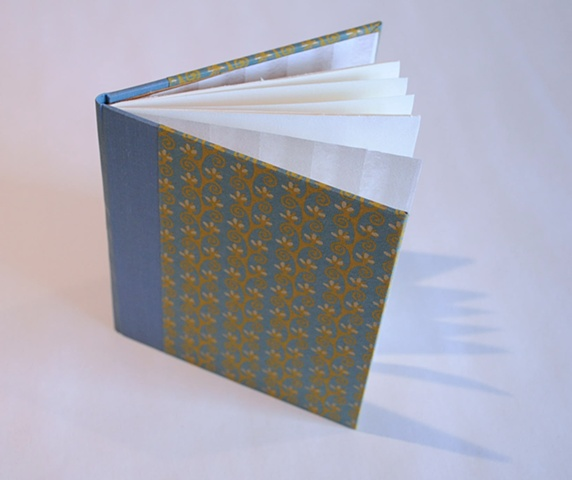 Blank Pamphlet with hard cover